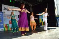 Bollywood im Jugendzentrum